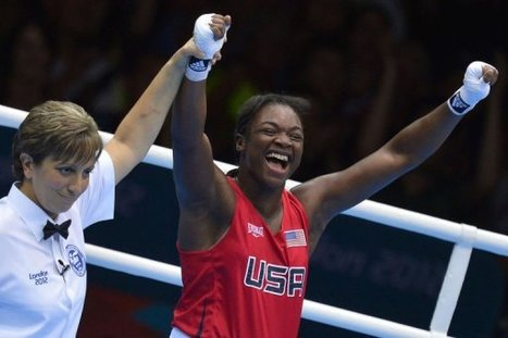 Women conquer the 2012 Olympic games | Celebrating Women | Scoop.it