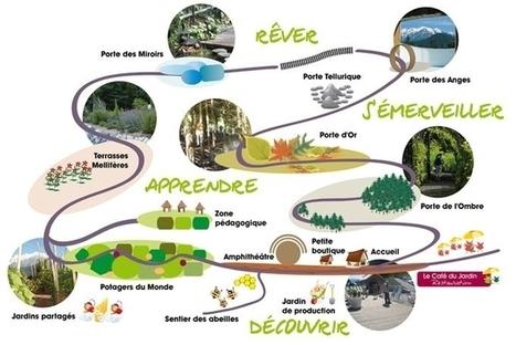 Découverte du Jardin des Cimes du Plateau d'Assy en Haute-Savoie - LesVadrouilleurs.net | En France aussi | Scoop.it