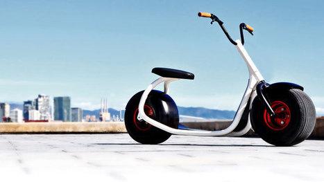 Scrooser : Un transport alternatif pour l'homme moderne | Renouveau des sports anciens | Scoop.it