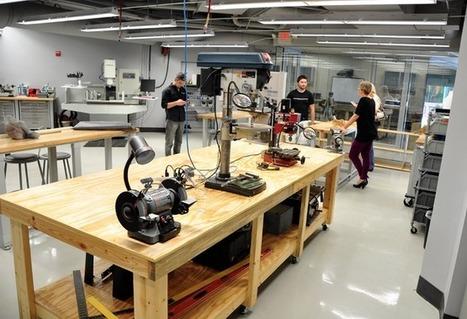 Vous avez dit Fab Lab ? » InnovationWeek France | Adokpé | Scoop.it