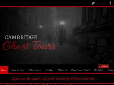 Cambridge Ghost Tours   Cambridge Walks   Scoop.it