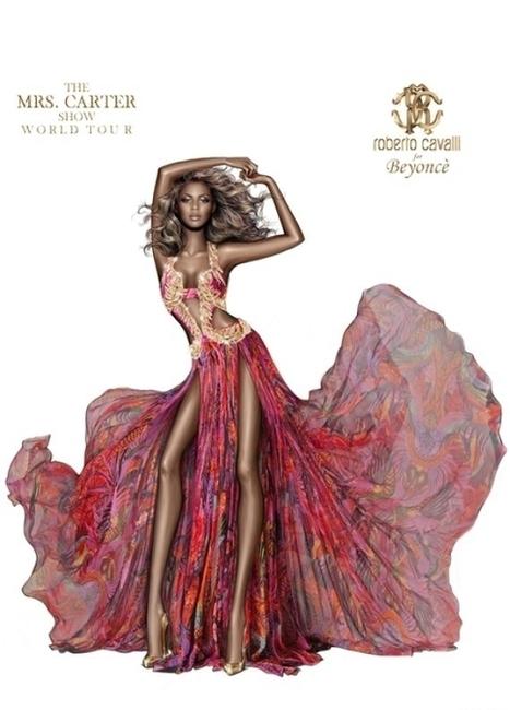 Beyoncé : Salement retouchée sur une photo par Roberto Cavalli - Galeries Fail/Win/OMG   Insolite, Weird News   Scoop.it