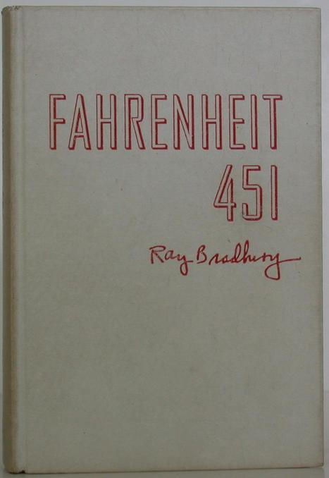 Limited edition of Fahrenheit 451 was bound in asbestos so it wouldn't burn | LibraryLinks LiensBiblio | Scoop.it