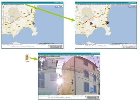 GeneaNet : comment localiser géographiquement vos photos sur une carte Google Maps ? | Nos Racines | Scoop.it