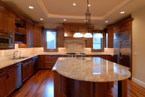 Tips from a Professional Kitchen Remodeler on Islands for Small Kitchens | H2 Design and Development Corp | Scoop.it