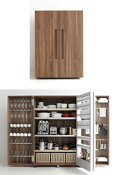 """Bulthaup's painfully beautiful """"tool cabinet"""" for kitchens - Core77   Home and Garden Ideas   Scoop.it"""