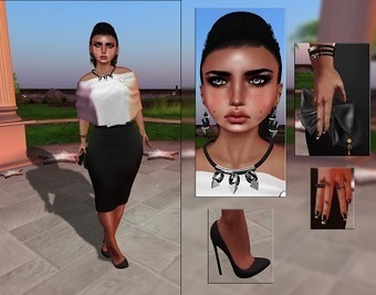 [S]iLeNt [W]oRLd : [117] worK DaY | sL fashion | Scoop.it