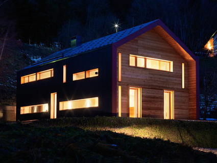 Vallée de Joux by Atelier d'architecture Ralph Germann | Building(s) Homes & Cities | Scoop.it