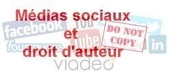 Médias sociaux et droit d'auteur   Education & Numérique   Scoop.it