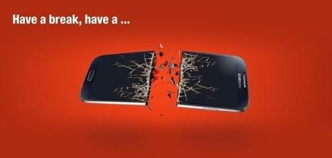 Have a break: Nokia prende in giro il nuovo sistema KitKat Android 4.4 - Inside Marketing   Social media culture   Scoop.it