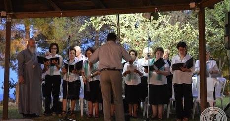 Η Λαλιά της Ρούμελης: Ενθουσίασε με Κουγιουμτζή και Λοϊζο η Χορωδία του Αγ. Θωμά | Agios Thomas Tanagras | Scoop.it