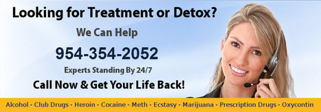 Drug Rehab Fort Lauderdale Call 954-354-2052 For Help Now. | Live Streaming Video | Scoop.it