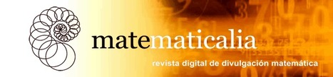 Matematicalia | Revistes que llegim a PuntMat | Scoop.it