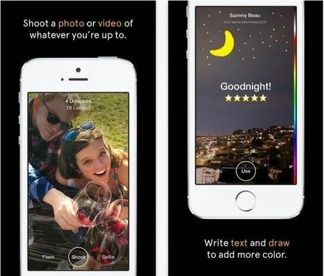 Slingshot la nouvelle application mobile de Facebook pour concurrencer Snapchat - #Arobasenet | Digital Martketing 101 | Scoop.it
