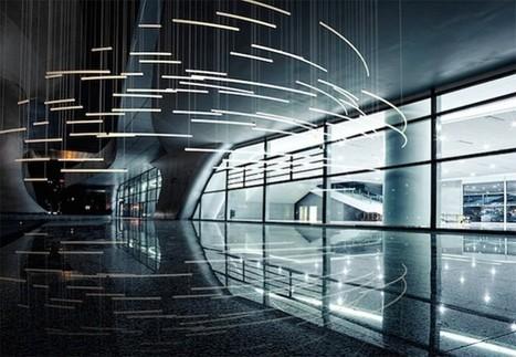Light Installations by Heathfield & Co | Cabinet de curiosités numériques | Scoop.it