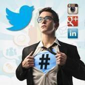 #Hashtag Power | Social Media Today | All about Web | Scoop.it