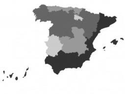 Revisión del mapa de la pobreza en España considerando el coste de vida en cada terrirorio | Geografia de España | Scoop.it