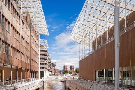 Renzo Piano: «Mes musées sont des portraits» | The Architecture of the City | Scoop.it