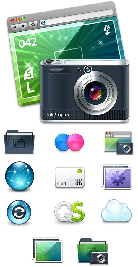 Icons Category ~ Flyosity | User Experience is Everything | Scoop.it