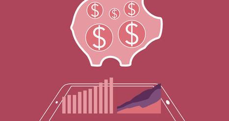 Avances sur salaires, aide à l'épargne... les outils se multiplient aux Etats-Unis | L'Atelier : Accelerating Business | Banque et innovation | Scoop.it
