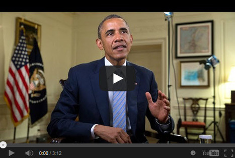 """President's Weekly Address: """"Closing Corporate Tax Loopholes""""   The White House   07/26/14   Politics From My Point Of View   Scoop.it"""