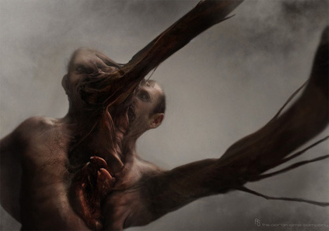 Uruloki :: Blog » Muy interesante concept art de La cosa… | VIM | Scoop.it