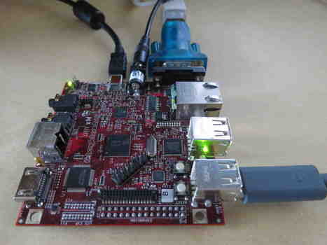 A Beagleboard xM-based USB sniffer   GIMX – Game Input MultipleXer   Raspberry Pi   Scoop.it