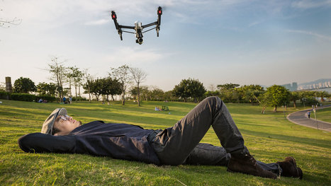 Bow To Your Billionaire Drone Overlord: Frank Wang's Quest To Put DJI Robots Into The Sky | Nerd Vittles Daily Dump | Scoop.it