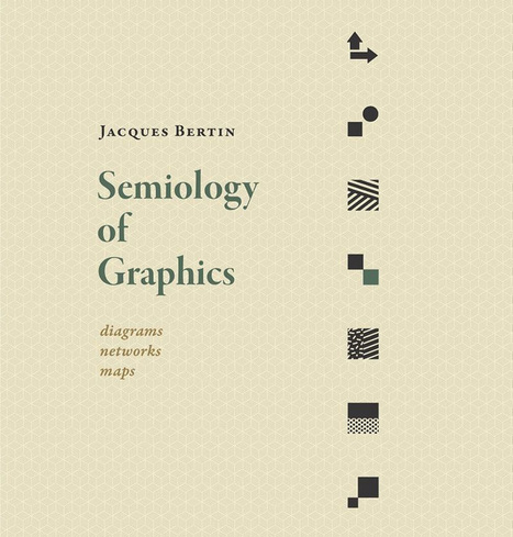 Semiology of Graphics: Diagrams, Networks, Maps - Book ... | Cartography | Scoop.it