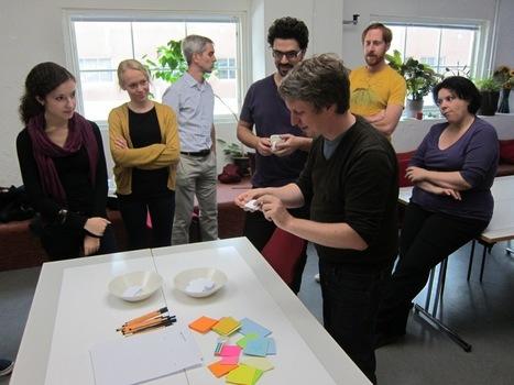 Data Cuisine | Exploring food as a form of data expression | Les médias et l'innovation | Scoop.it