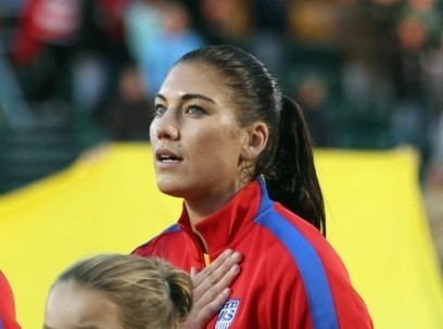 DOMESTIC VIOLENCE: Hope Solo and the domestic violence case no one is talking about | > Violence | Scoop.it