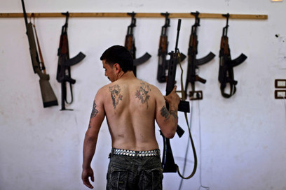 Officials: Arms Shipments Rise to Syrian Rebels   TIME.com   Coveting Freedom   Scoop.it