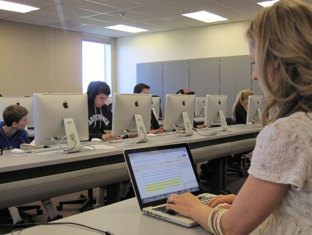 Synchronous Editing with Google Docs to Teach the Common Core | SMUSD Share | Scoop.it