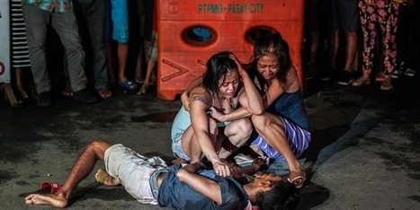 300 dead in Philippines President Rodrigo Duterte's national drug crackdown | Alcohol & other drug issues in the media | Scoop.it