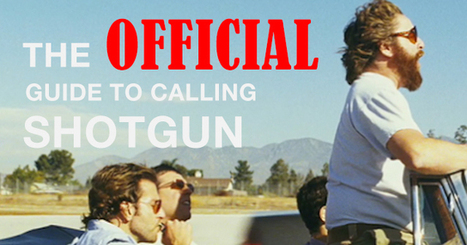 """Everyone Needs To Know The 22 Official Rules For Calling """"Shotgun"""". #11 Should Be A Law! 