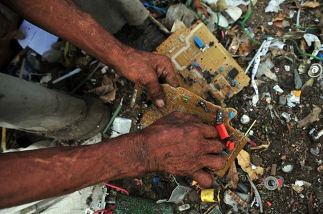 The Genius Entrepreneurs Who Turn E-Waste Into Usable Products | Sustain Our Earth | Scoop.it