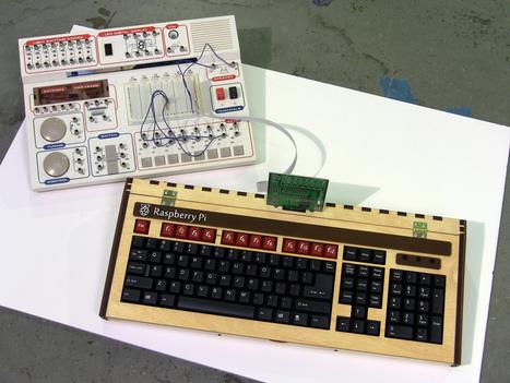 Custom Raspberry Pi Case Harkens Back to '80s-Era Computing - Wired News | Raspberry Pi | Scoop.it