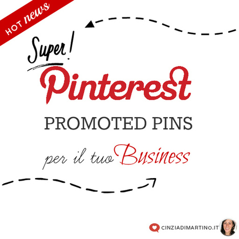 Pinterest introduce i Promoted Pins per le aziende | Social Media Consultant 2012 | Scoop.it