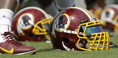 Which Outlets Aren't Calling The Redskins 'The Redskins'? A Short History | Linguistics | Scoop.it