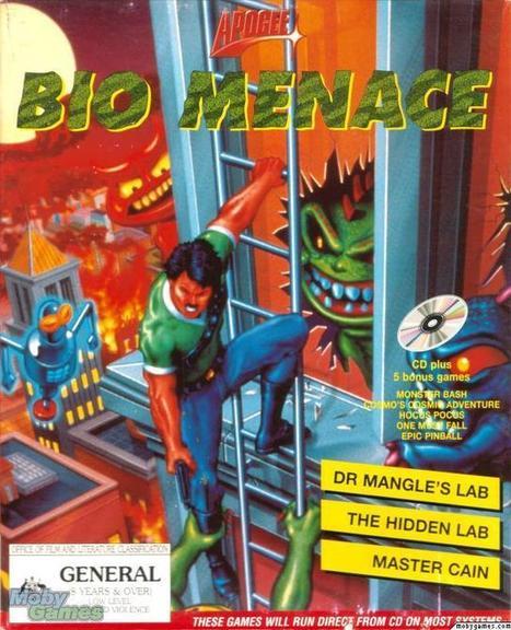 Retro: BioMenace Episodes 1,2,3 ~ Old Tower Gaming | RetroManiac | Scoop.it