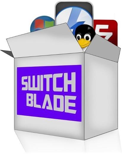 Switchblade - A Free Portable USB Utility | Actus vues par TousPourUn | Scoop.it
