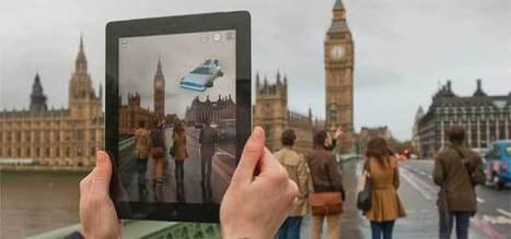 Realidad aumentada en museos: 10 aportaciones al turismo cultural | Aumentada | Scoop.it