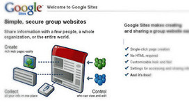Web Technology News - Library of Resources: 12 Websites to Create Free Websites | More TechBits | Scoop.it