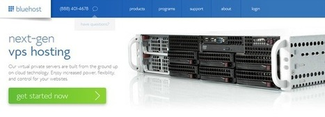 Deal Alert: Get 50% Off First Month Of Web Hosting at Bluehost | Digital-News on Scoop.it today | Scoop.it
