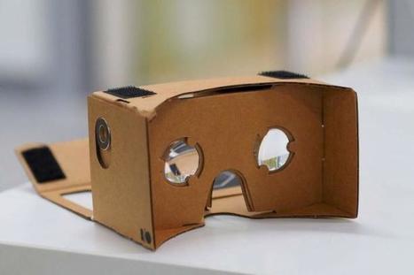 Digitalisation des médias : la réalité virtuelle a-t-elle un avenir ? | Clic France | Scoop.it
