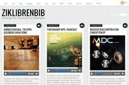 Promouvoir la musique libre en bibliothèque | Gazette du numérique | Scoop.it