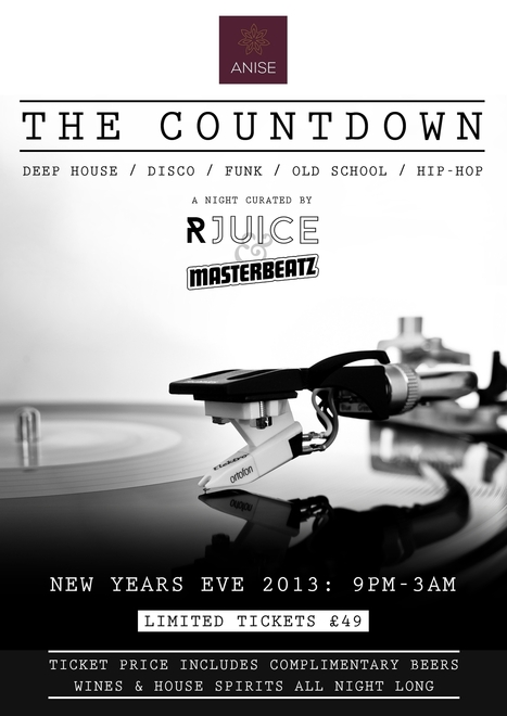 Let the countdown begin for New Year Party | Food and Drinks | Scoop.it