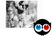 Loup Solitaire - Les Heros du Magnamund - Ulule | Lone Wolf - Loup Solitaire | Scoop.it