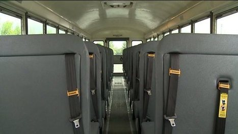 Paying for seat belts on school buses: How much will it cost? - Fox 59 | School Bus Regulations | Scoop.it