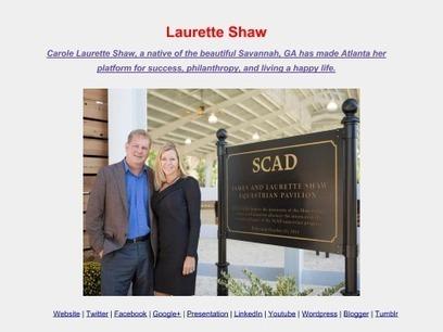 Carole Laurette Shaw Resume - Carole Laurette Shaw | Laurette Shaw | Scoop.it